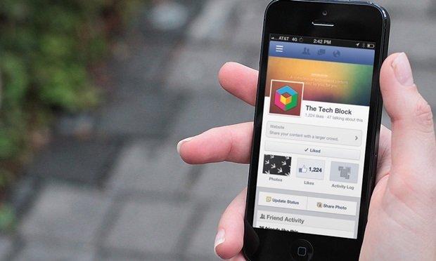 Facebook โฉมใหม่บน iOS ส่ง Sticker ได้