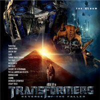 Transformers Revenge Of The Fallen Soundtrack