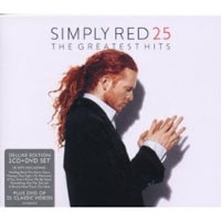 Simply Red The Greatest Hit's 25